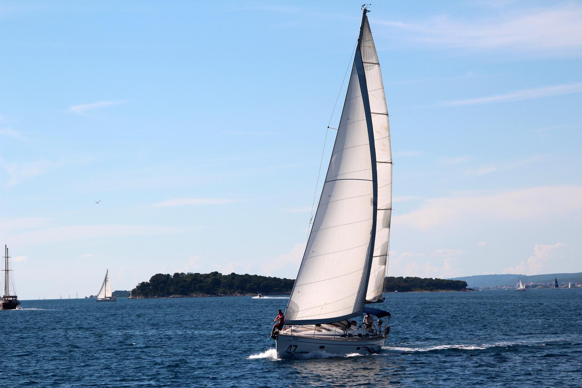Active Sailing