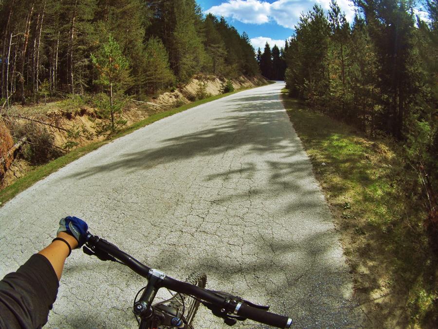 mountain biking bansko bulgaria