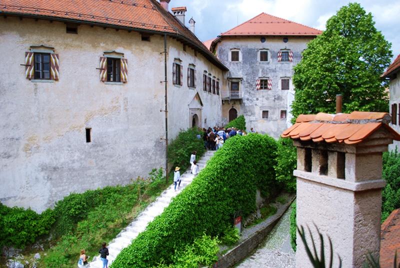 Bled Castle-slovenia-blog