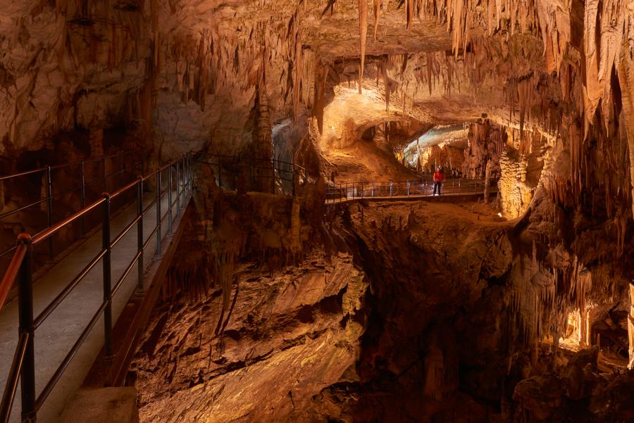 Postojna Cave-slovenia