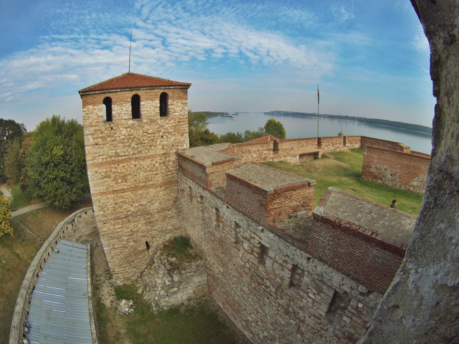 Baba Vida Fortress Vidin Bulgaria