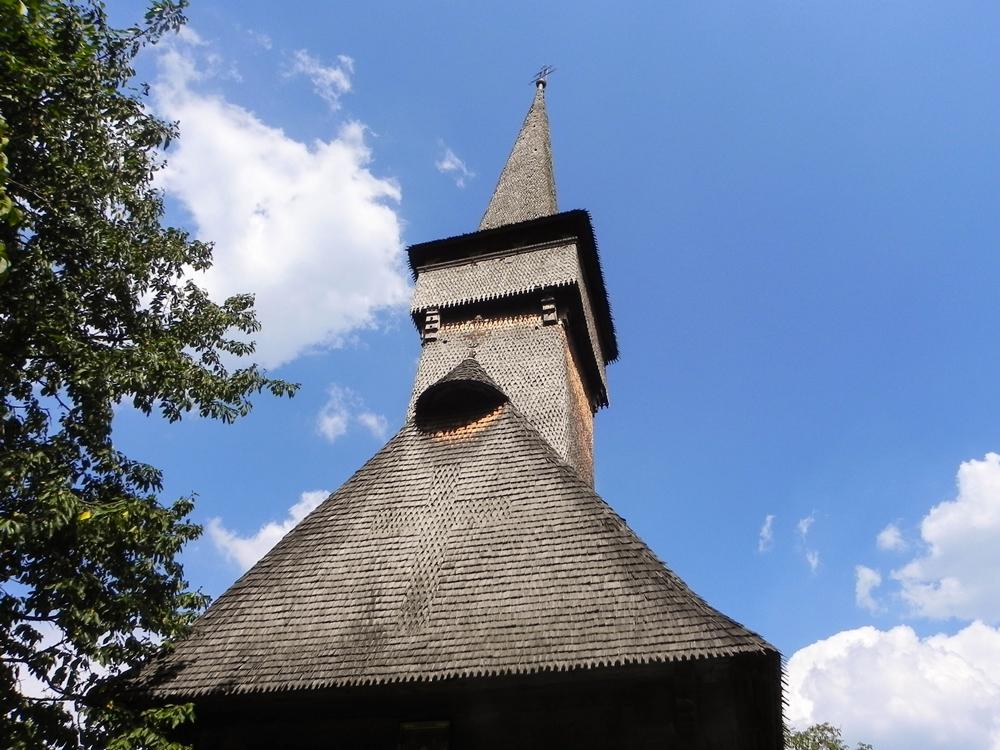 budesti-wooden-church-maramureș region of romania
