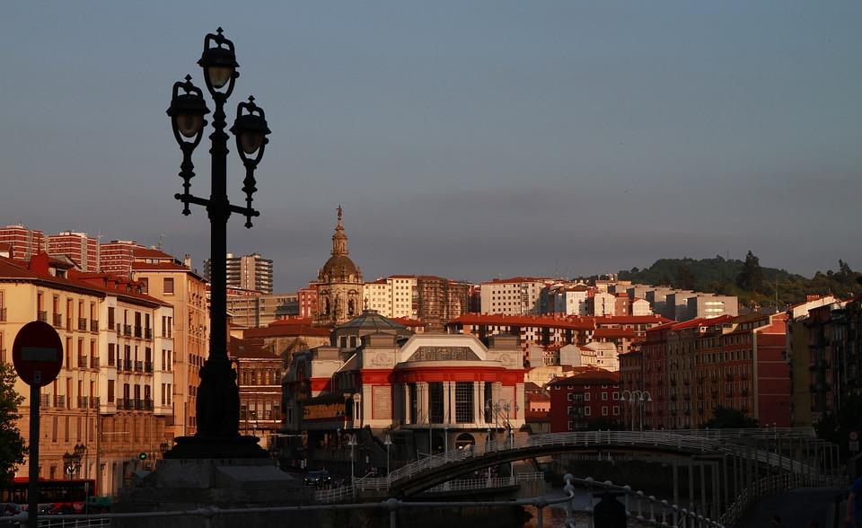 Bilbao Northern Spain
