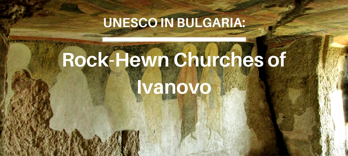 MYSTICISM AND BEAUTY IN THE ROCK-HEWN CHURCHES OF IVANOVO