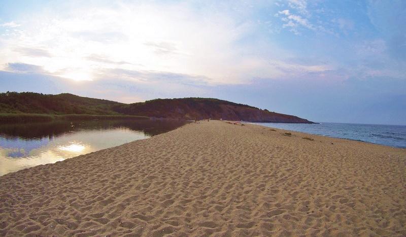 Veleka Beach Bulgaria