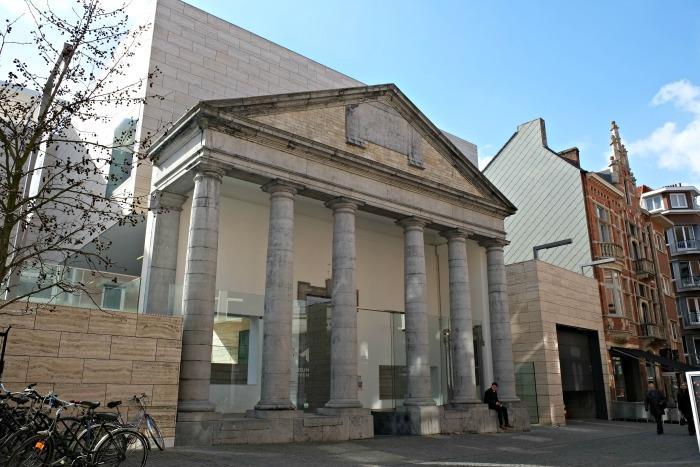 M  Museum Leuven Belgium