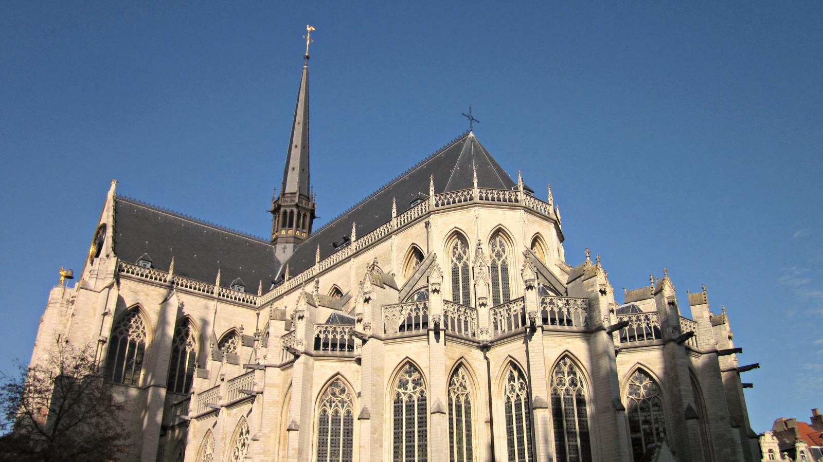 St. Peters Chyrch Leuven