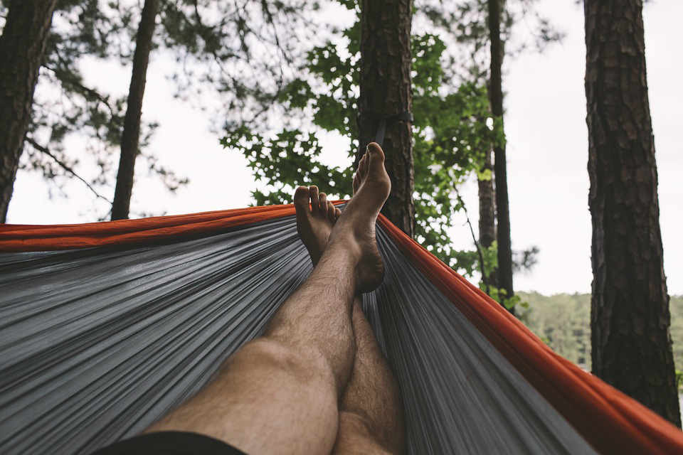 hammock-tent