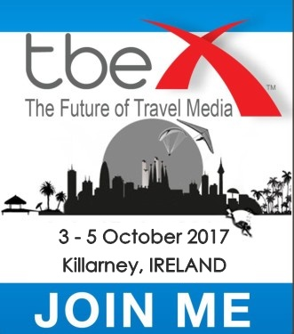 TBEX Ireland Travel Blogger