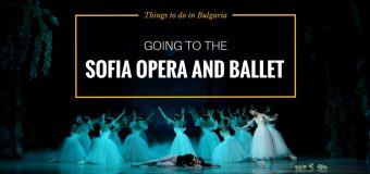 Things to do in Bulgaria: Going To The Sofia Opera and Ballet