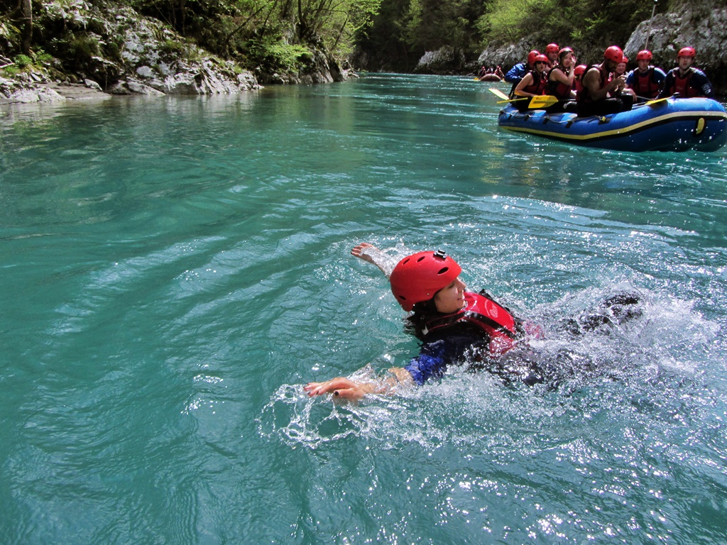 Rafting on Tara bosnia and herzegovina