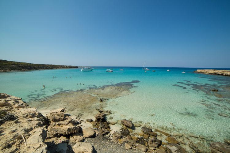 blue lagoon cyprus