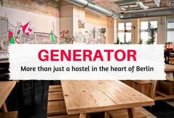 generator hostel in the heart of Berlin