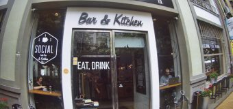 New favourite place in Sofia: Social Cafe Bar & Kitchen