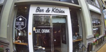 Social Cafe Sofia Bulgaia