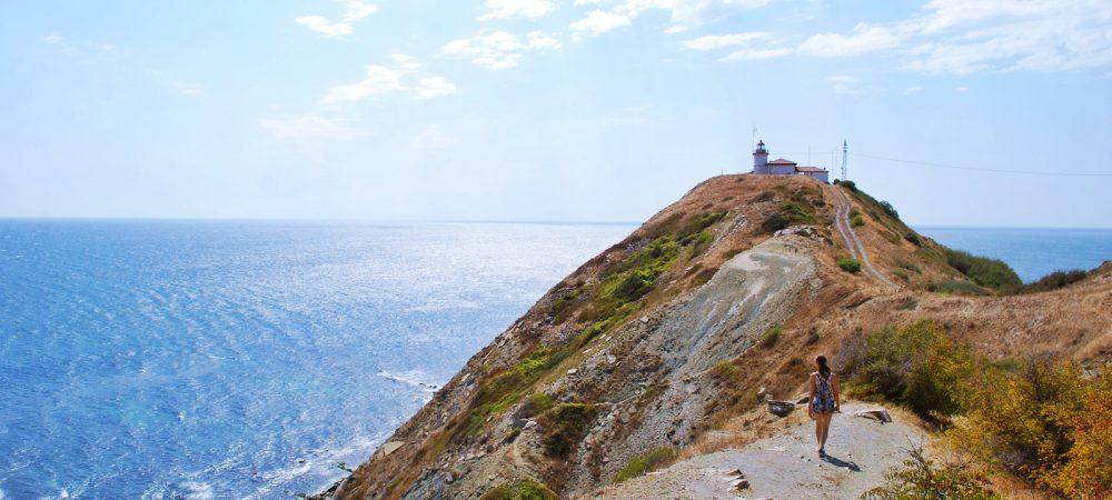 cape emine bulgaria black sea coast