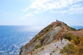 cape emine bulgaria black sea coast