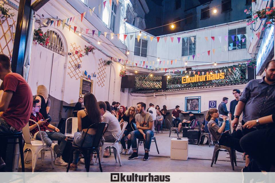 kulturhaus bucharest