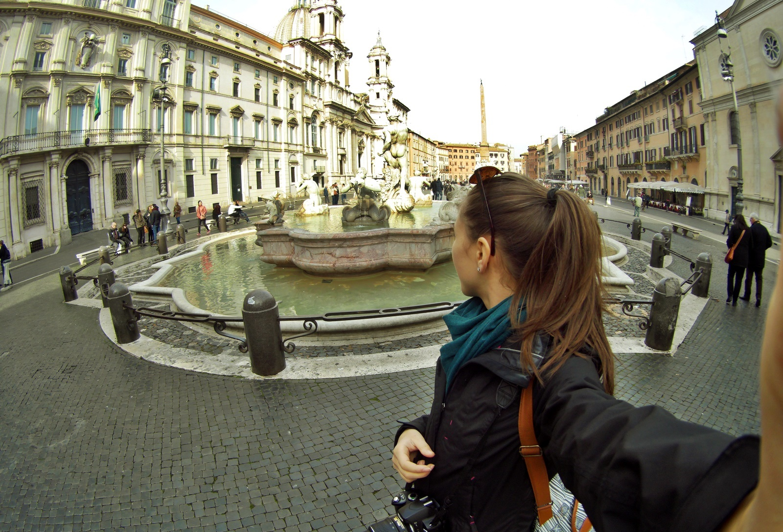 3 days in rome itinerary - piazza navona