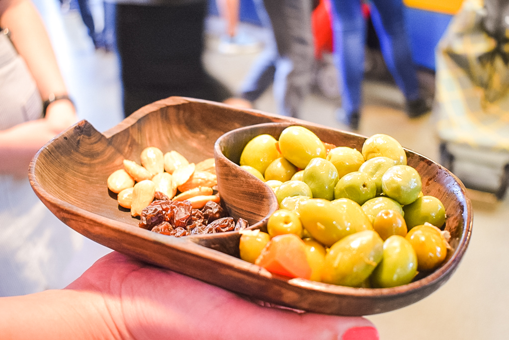 Olives - - what to eat and drink in Malaga