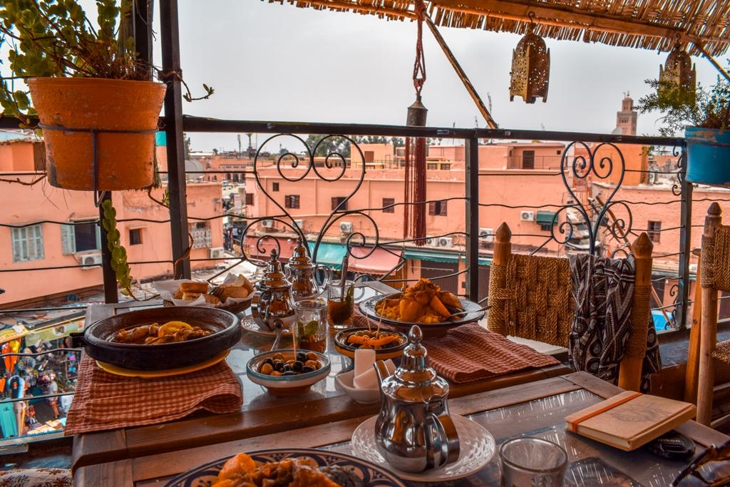 Café Restaurant Cingfeur - Where to eat in Marrakesh (2)