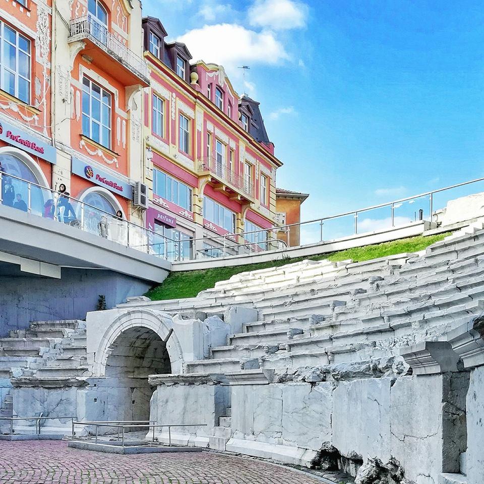 roman stadium - what to see in plovdiv bulgaria