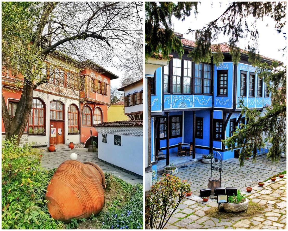 what to see in plovdiv bulgaria balabanov house hindilyan house