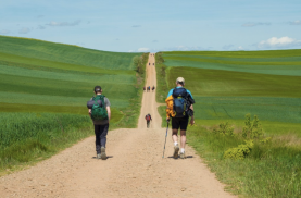 Hiking Camino de Santiago tips