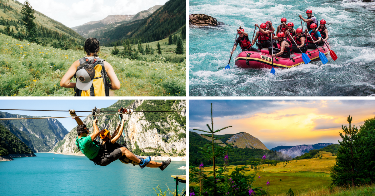 Adventures in Montenegro and Bosnia