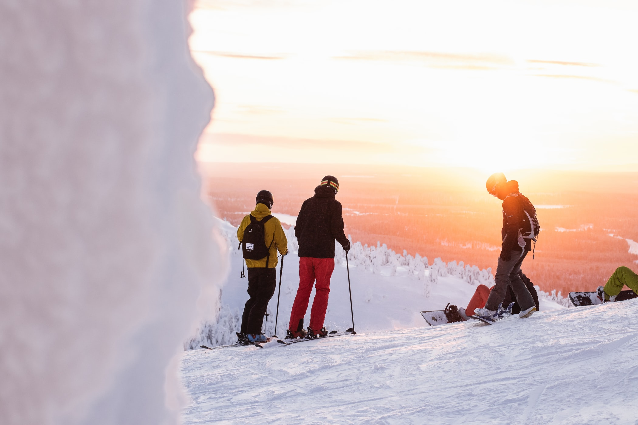 Ski resorts in Tyrol Austria
